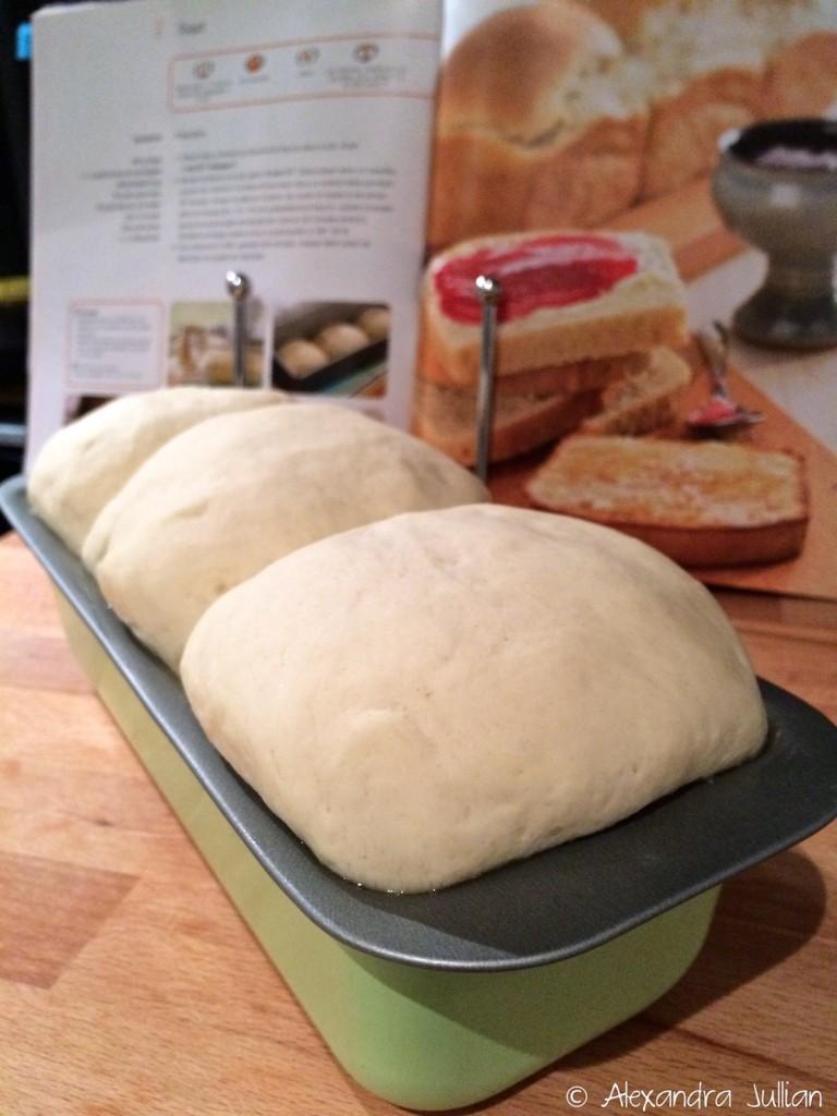 Pain maison 'Toast'